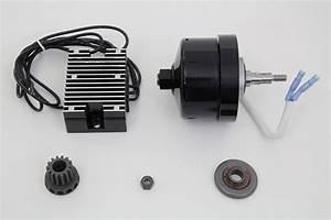 Complete Alternator Generator Conversion Kit  Kit For