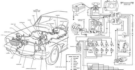 Lelu Mustang Wiring Diagrams