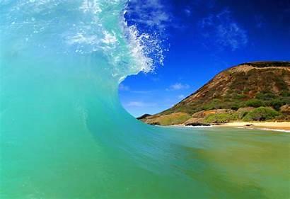 Hawaii Maui Beach Wave Waves Beaches Surf