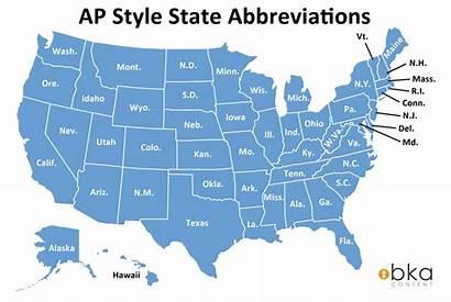 State Ap Abbreviations Names