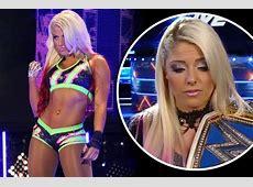 WWE news 2017 Alexa Bliss opens up about near death