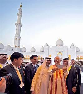PHOTO ALBUM: PM Modi in UAE - Rediff.com India News