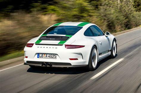 2016 Porsche 911 R review review | Autocar