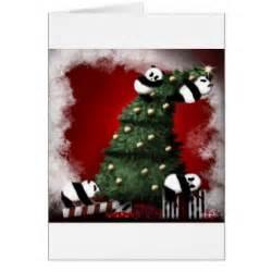 christmas panda gifts t shirts art posters other gift ideas zazzle