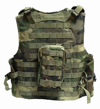 Vest Transparent Bulletproof Military Background Armour Police