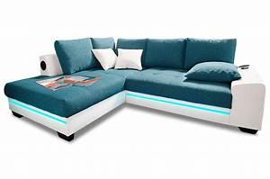 Sofa Mit Led Und Sound : polsterecke nikita mit led und sound sofas zum halben preis ~ Indierocktalk.com Haus und Dekorationen