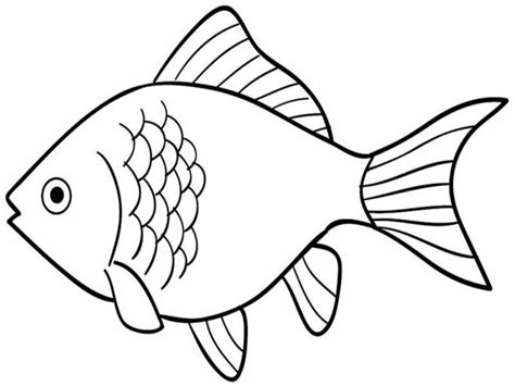 kumpulan mewarnai gambar ikan hias
