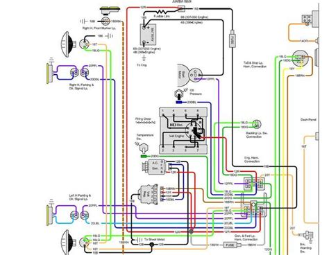 Wiring Diagram 68 Chevy C10 by 68 C10 Yellow Wire From Firewall To Starter Coil The