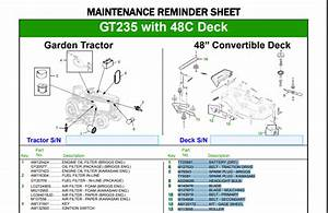 John Deere 48 Edge Mower Deck Belt Diagram