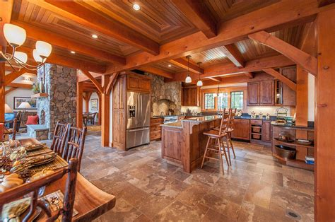 building an a frame cabin top 100 rustic kitchen design best photo gallery of interior