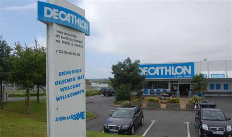 decathlon un chiffre d affaires de plus de 10 milliards d euros entreprise letelegramme fr