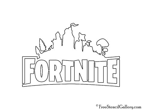 Fortnite Drawing At Getdrawings.com