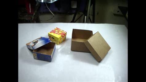 artesanato como fazer caixas de papel 227 o fino youtube