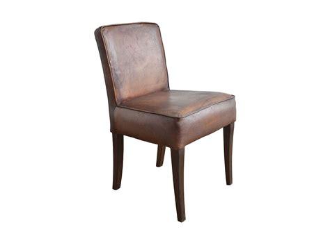 chaise tapissier chaise de repas tapissier cuir jiceka dt05