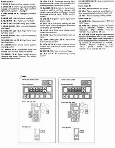 94 4runner Fuse Box Diagram