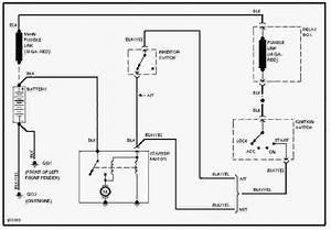 1988 Mitsubishi Cordia Wiring Diagram