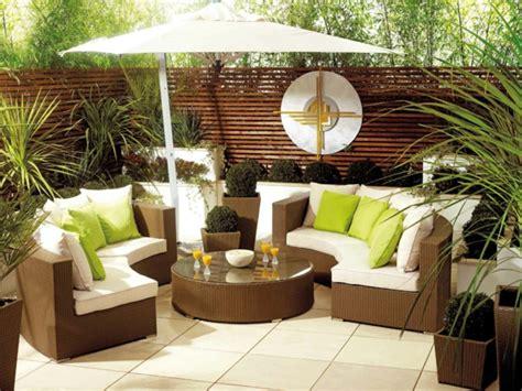 canapé de jardin castorama le salon de jardin et le plaisir du choix archzine fr