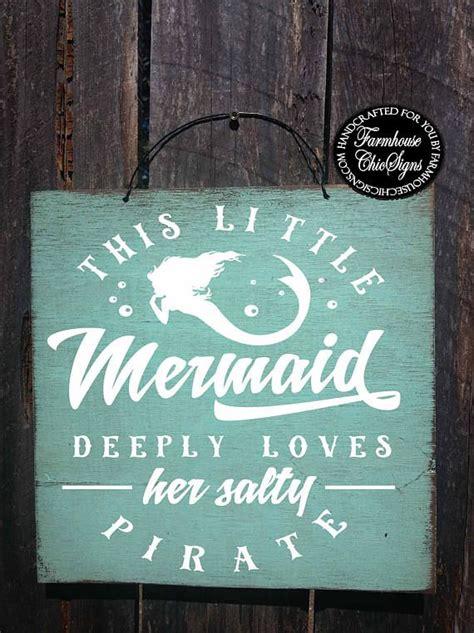 mermaid sign ideas  pinterest mermaid