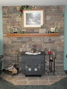 Pin, On, Wood, Stoves, And, Hearths