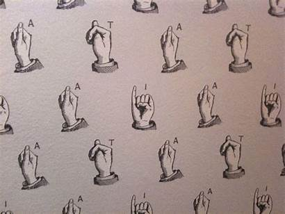 Asl Language Deaf Cool Culture Wallpapers Papers