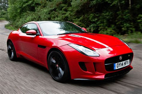 Jaguar F Type Picture by The Jaguar F Type Gets A Four Cylinder Engine For 2018