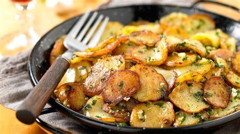 recette de cuisine pomme de terre pommes de terre sarladaise facile et pas cher recette