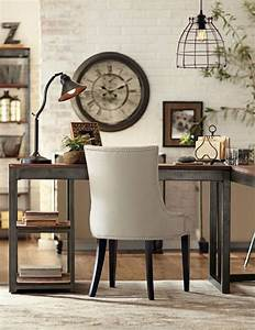 The industrial look. #office | Home Office | Pinterest ...