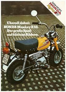 Honda  Monkey And Germany On Pinterest