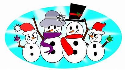 Christmas Clipart Crafts Arts Clip Snowman Craft