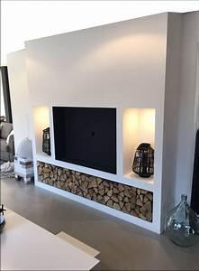 Wohnzimmer Tv Wand Ideen : pin von susanne kurasch auf wohnzimmer pinterest wohnzimmer tv wand und tv wand wohnzimmer ~ Orissabook.com Haus und Dekorationen