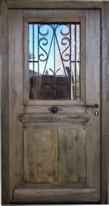 portes d entree anciennes ajourees un vantail vente de portes anciennes et contemporaines