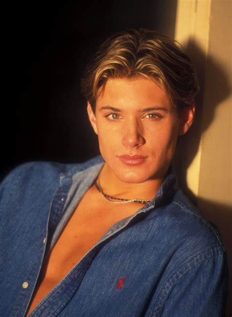 Every Glorious Photo From Jensen Ackles's 1999 Cowboy ...