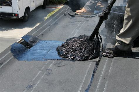 Tar and Gravel Roofs  Built Up Roofing Systems Costs