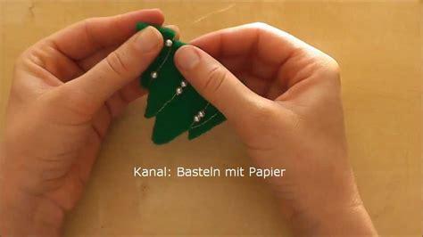 weihnachtsschmuck selber basteln weihnachtsdeko selber machen weihnachtsschmuck anh 228 nger basteln