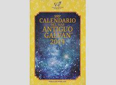 Pocket 193 Calendario Del Mas Antiguo Galván 2019