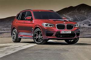 Photos Bmw X3m G01 And X4m G02 2020 From Article Really X3m