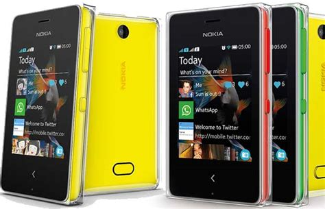nokia asha 500 502 503 officially announced in india along with lumia 1320 525 techshout
