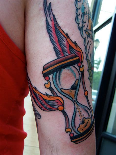 hourglass tattoos designs ideas  meaning tattoos
