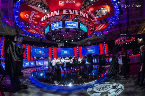 How To Watch The Wsop Main Event Final Table On Espn And