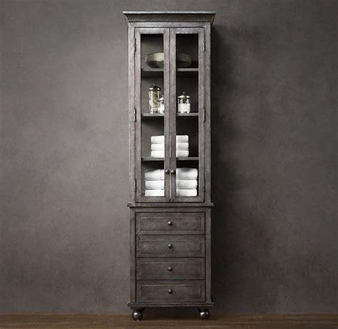 zinc bath cabinet furniture