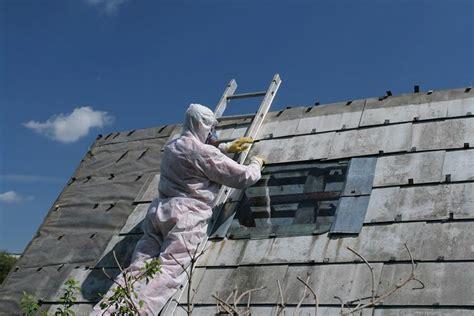 perform  asbestos removal process