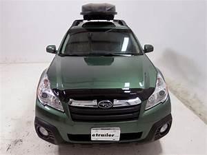 Subaru Outback Wagon Yakima Rocketbox Pro 14 Rooftop Cargo