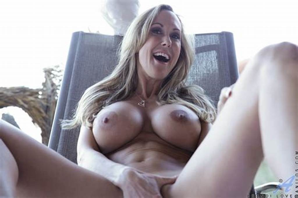 #Gorgeous #Busty #Milf #Brandi #Love #Shows #Her #Amazing #Body