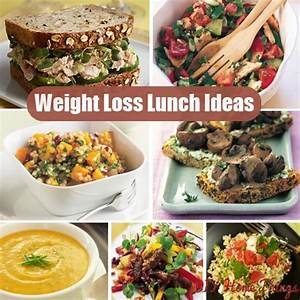 10 Weight Loss Lunch Ideas At Home DIY Home Things