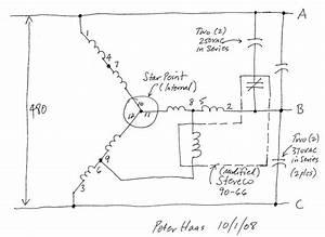440 220 Volt Motor Wiring Diagram