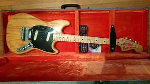 Fender Mustang Rewiring