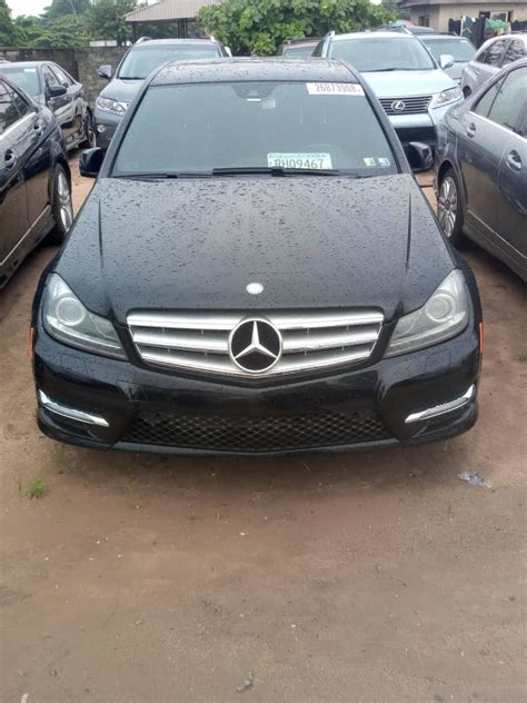 Amg c 43 4matic cabriolet. For Sale 2013 Mercedes Benz C300 4matic For 6.5million - Autos - Nigeria