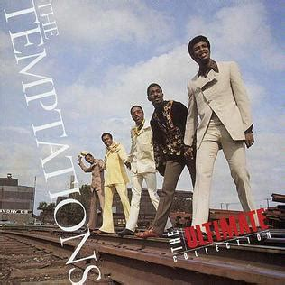 The Ultimate Collection (the Temptations Album) Wikipedia