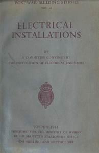 Old Old Wiring Regs