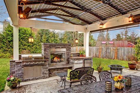 steele grills   amazing outdoor kitchen   solar